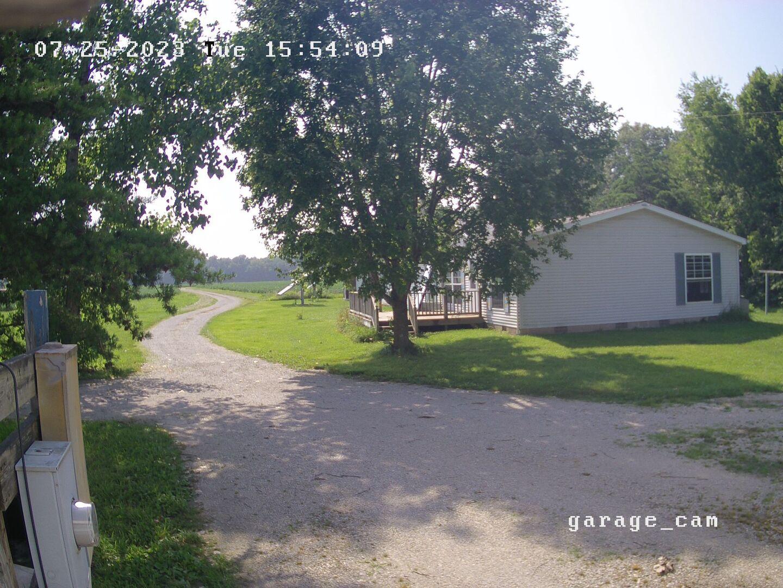 web cam 2 facing southwest at 30 feet